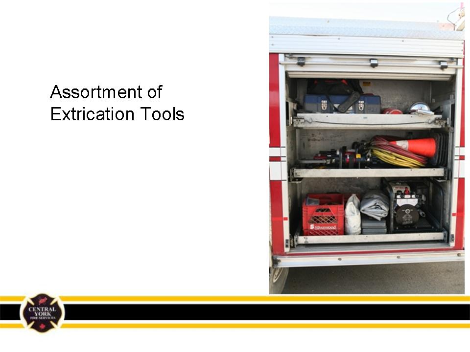 Extrication tools